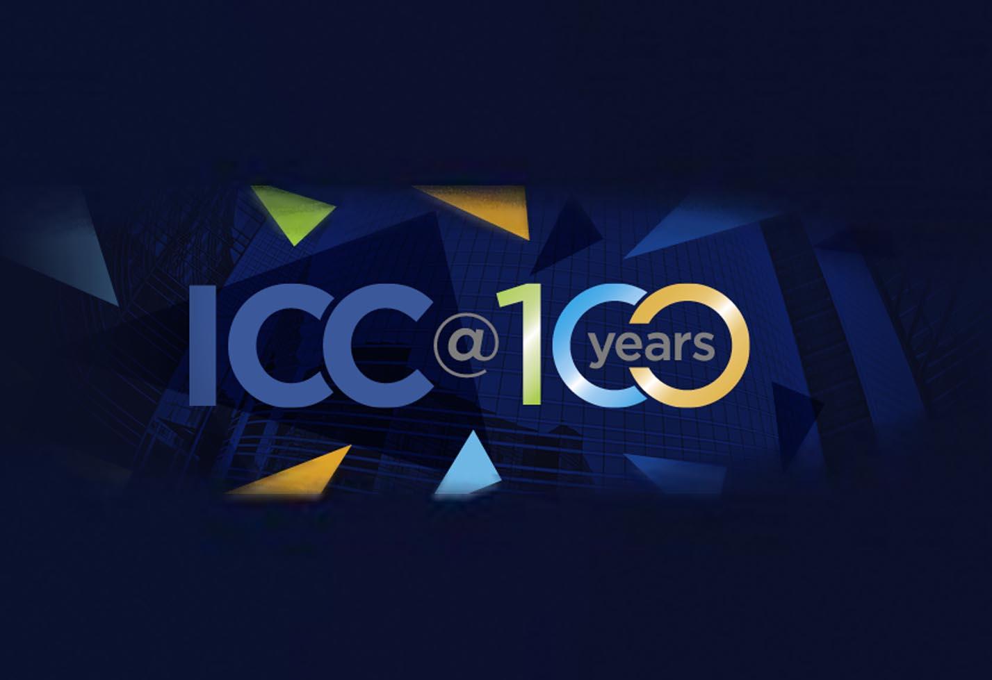 ICC viert in 1919 haar honderdste verjaardag